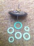 Halstead Quattro,Gold,TRIO 30/90,WICKES 30/90 Diverter Valve Repair Kit 851130